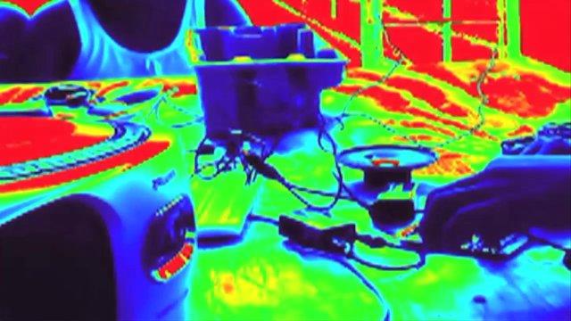 Fotograma: Tzaykines, artefactos sonoros.