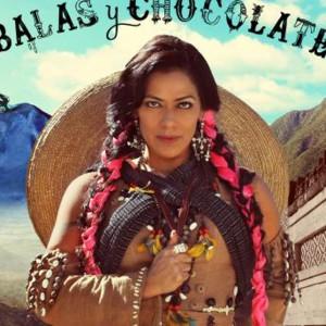 Fotografía del albúm: Balas y Chocole.