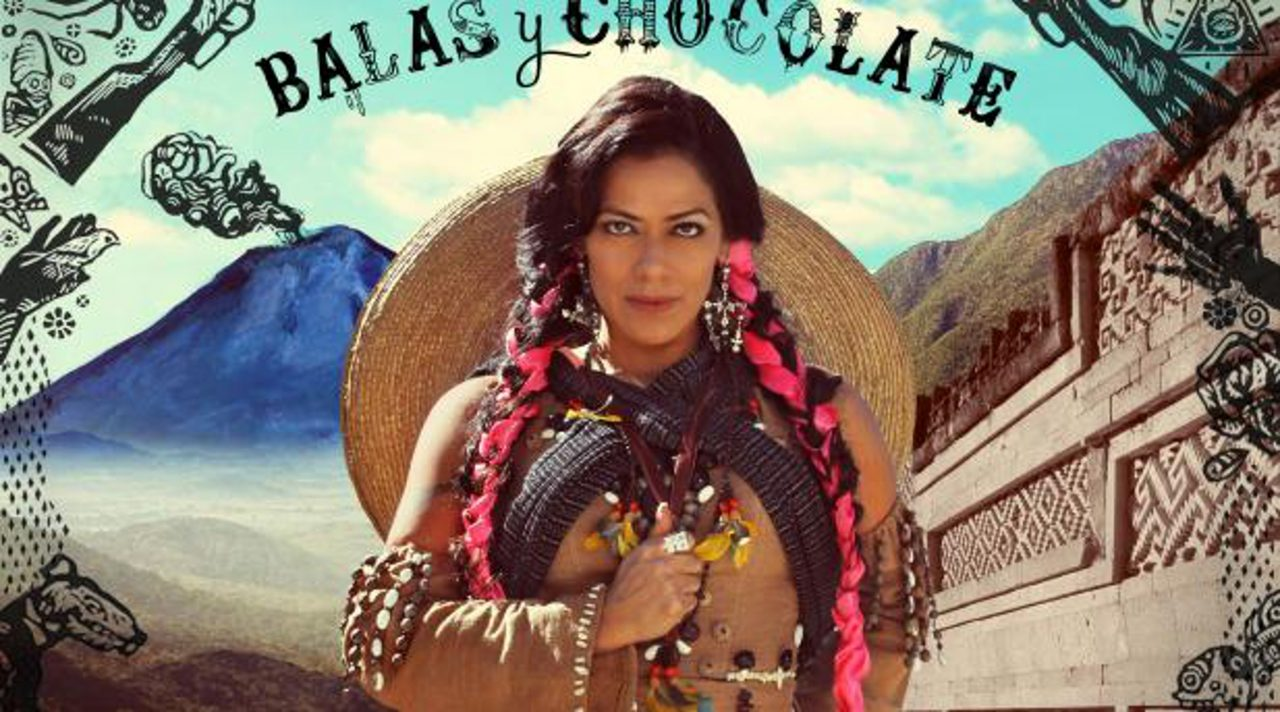 "Video: Lila Downs ""La patria madrina"""