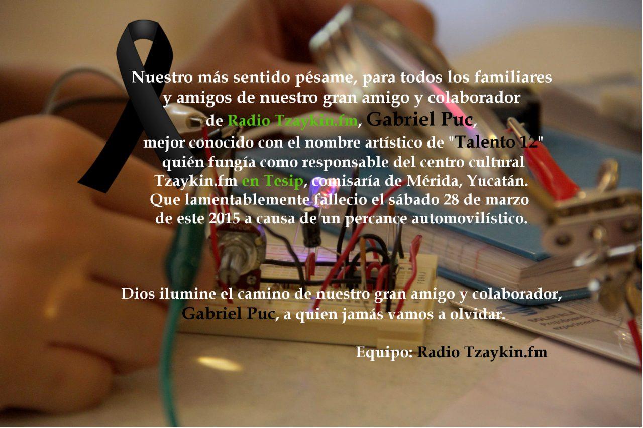 Pesame Gabo